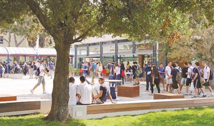 קמפוס בית בירם של בית הספר הריאלי (צילום: בית הספר הריאלי)