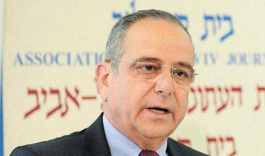 נשיא התאחדות התעשיינים שרגא ברוש (צילום: אלירן רובין)