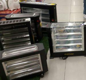 """התנורים שרכשו תלמידות אולפנת אמי""""ת (צילום: מוריה סטופל)"""