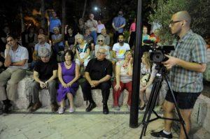 אירוע של עמותת זוכרות בחיפה (צילום: רמי שלוש)