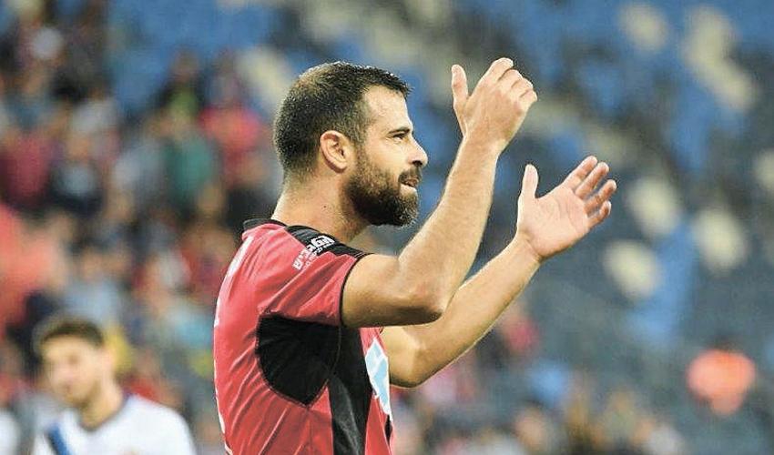 עדן בן בסט. הסכום הגבוה ביותר ששילם יואב כץ לשחקן ישראלי אי פעם (צילום: צלמוס)