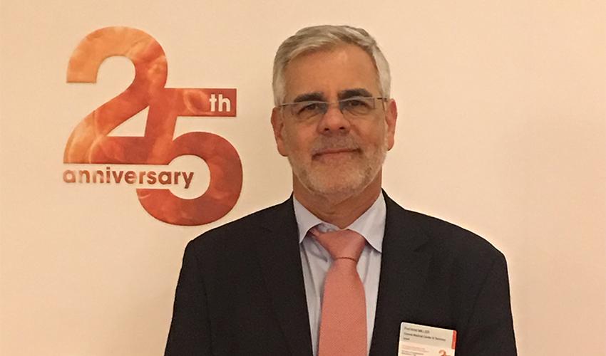 פרופ' אריאל מילר (צילום: המרכז הרפואי כרמל)