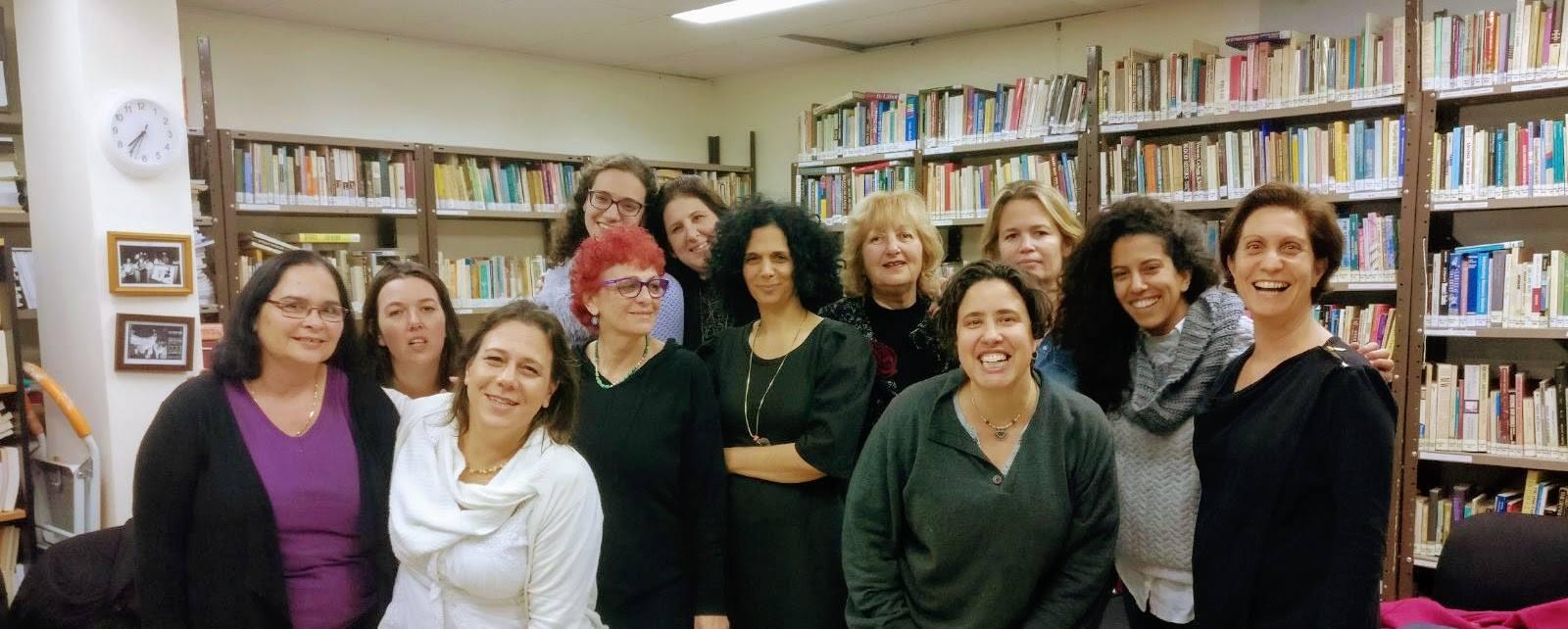 המתנדבות החדשות במרכז הסיוע (צילום: המרכז לנפגעות ולנפגעי תקיפה מינית)
