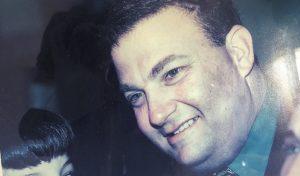 הבן אסא קמינר. נהרג בתאונת דרכים בגיל 42