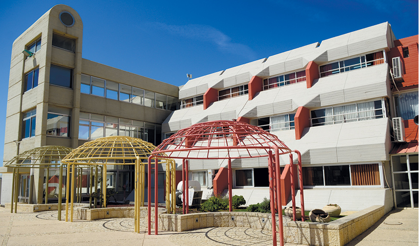 מרכז החינוך ליאו באק (צילום: אריאל מזרחי)