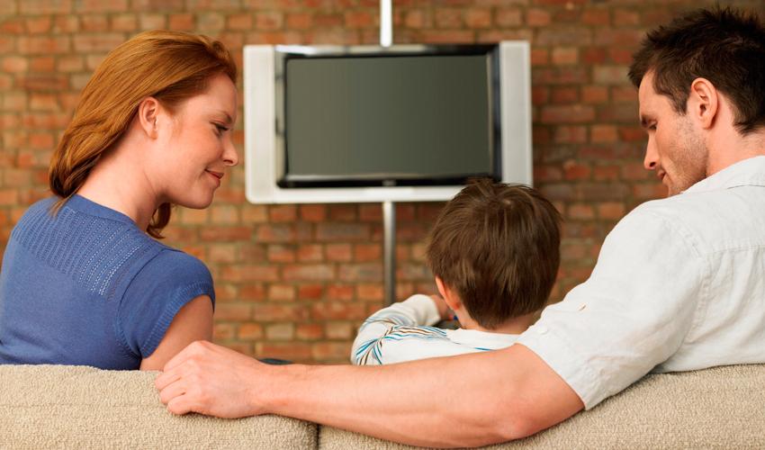 ממוצע של שני הורים וילד (צילום: א.ס.א.פ קריאייטיב/INGIMAGE)