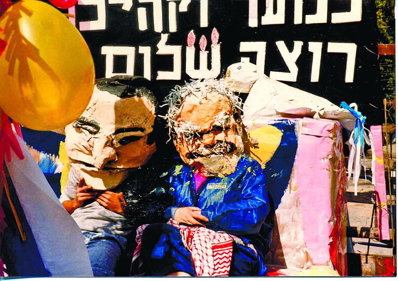 הארכיפרחיטורה ההיסטורית בחיפה (צילום: שושן מנולה)