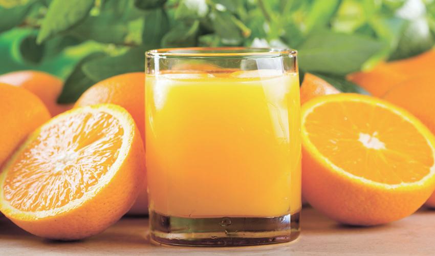 מיץ תפוזים. העיקר לא להתקע בבית (צילום: א.ס.א.פ קריאייטיב INGIMAGE)