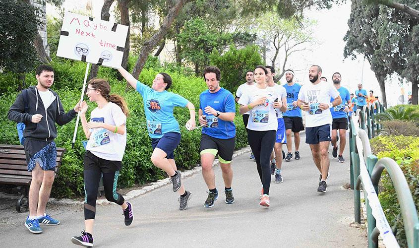 מרוץ צאו לרוץ החמישי (צילום: ראובן כהן)