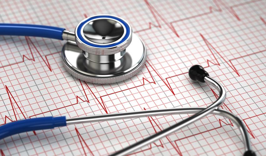 בדיקה קרדיולוגית (צילום: א.ס.א.פ קריאייטיב/INGIMAGE)
