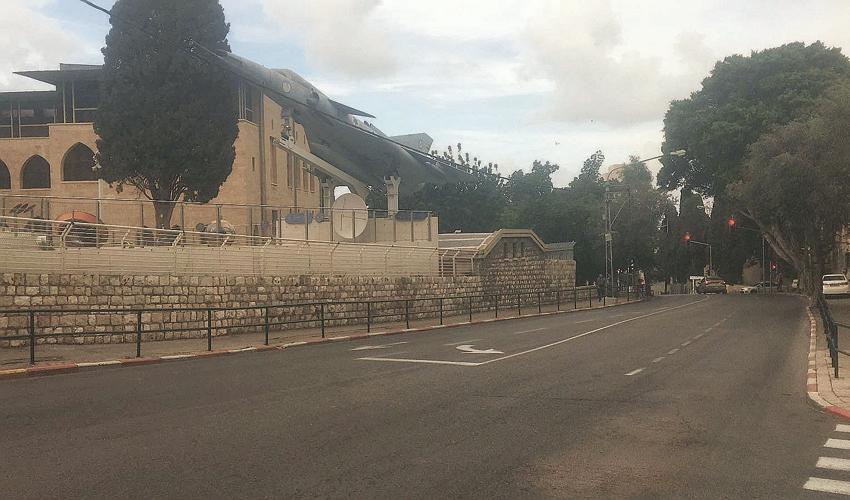 רחוב בלפור