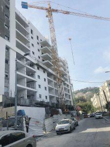 """הפרויקט ברחוב חביבה רייך. """"הצמיחה חשובה מאוד לעיר"""""""