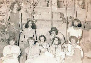 """ממראות היום יום בבית רוטשילד (צילום: דף הפייסבוק """"בוגרי הדשא של בית רוטשילד"""")"""