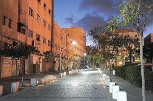 קמפוס הנמל (צילום: דוברות עיריית חיפה)