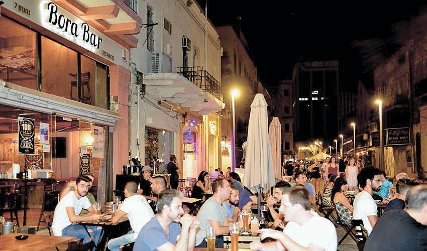רחוב נתנזון, צילום: דוברות עיריית חיפה