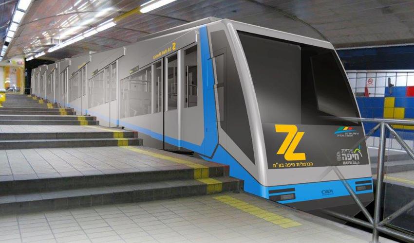 החלה הכנסת התשתיות החדשות למנהרת הכרמלית