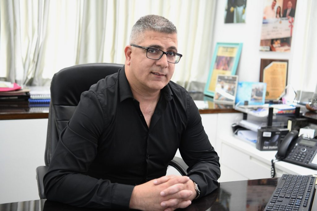 """מנכ""""ל נקסט אורבן, יוסי כהן"""