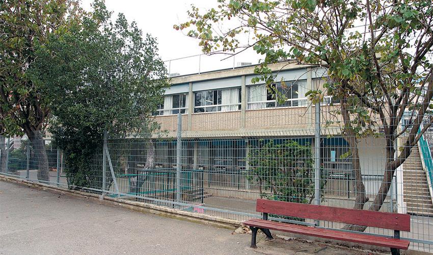 בית הספר אהוד (צילום: גוסטבו הוכמן)
