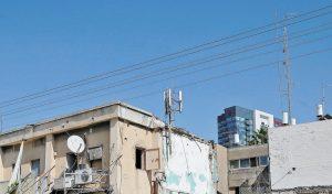 אנטנה סלולרית (צילום: עופר וקנין)