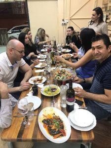 מסעדת רובין פוד (צילום: עמותת רובין פוד)