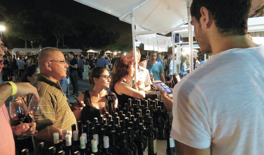 פסטיבל היין (צילום: אנדריי סואידן)
