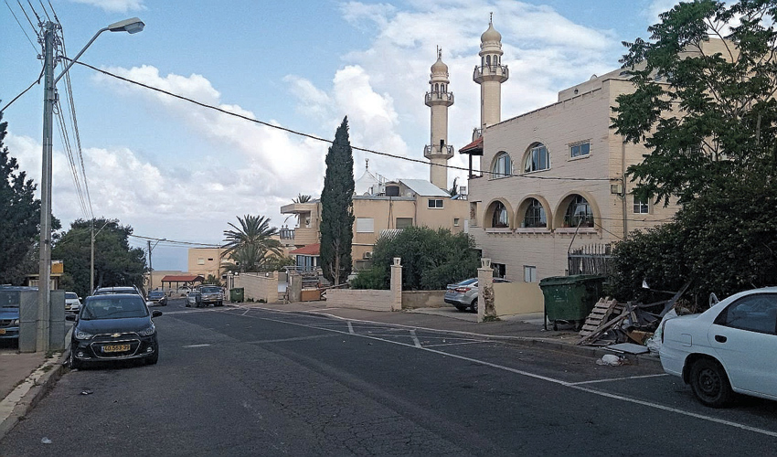 שכונת כבביר (צילום: שי אילן)