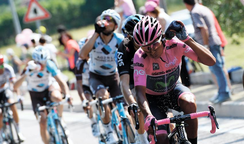 מרוץ ג'ירו ד'איטליה (צילום באדיבות ג'ירו ד'איטליה)