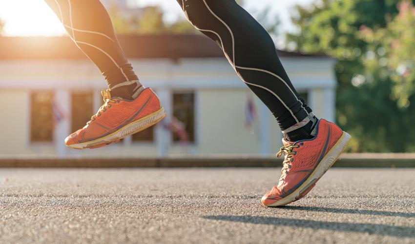 נעלי ריצה (צילום א.ס.א.פ קריאייטיב/INGIMAGE)