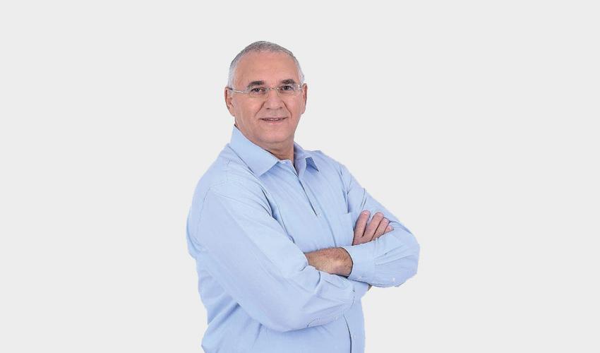 """אביהו האן. """"נוביל תוכנית מיוחדת למען הצעירים בחיפה"""" (צילום: אביהו האן)"""