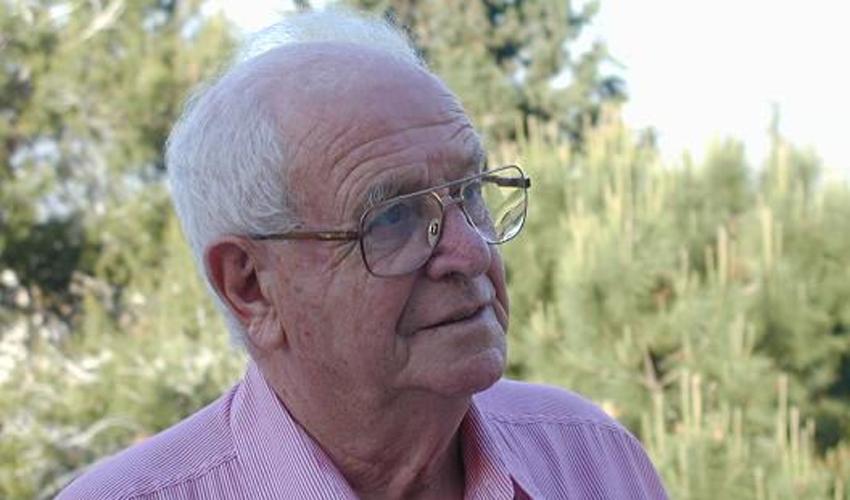 אליעזר רפאלי (צילום: שיזף רפאלי)