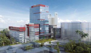 מגדל התגליות הרפואיות (הדמיה: מושלי אלדר אדריכלים)
