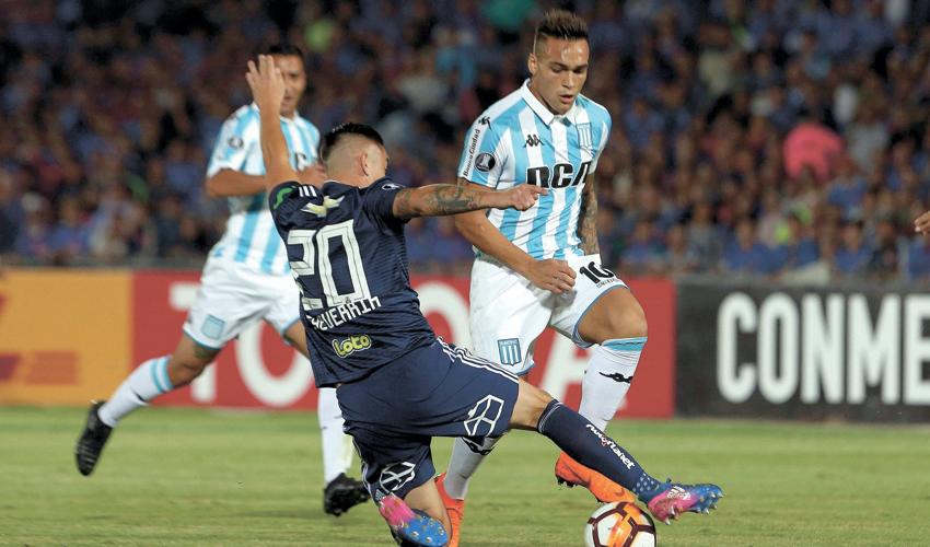 משחק ההכנה של נבחרת ארגנטינה נגד נבחרת צ'ילה לקראת המונדיאל (צילום: אסטבן פליקס, AP)