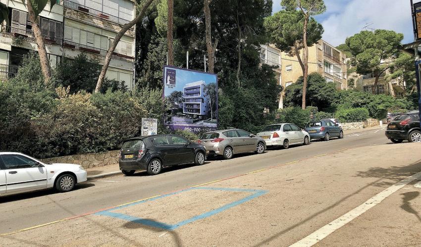 התחדשות עירונית ברחוב ביכורים (צילומים: שושן מנולה)