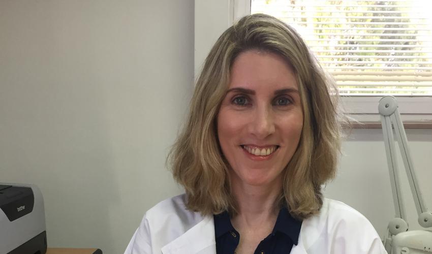 """ד""""ר הדס שושני (צילום: דוברות שירותי בריאות כללית)"""