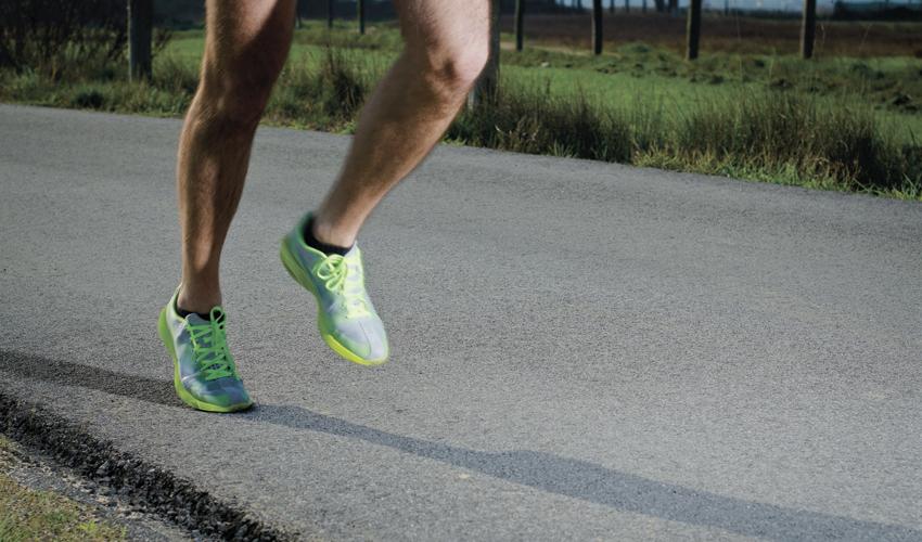 נעלי ריצה (צילום: א.ס.א.פ קריאייטיב/INGIMAGE)