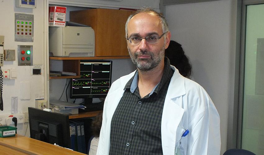 "ד""ר איתן אוריאל (צילום: אלי דדון)"