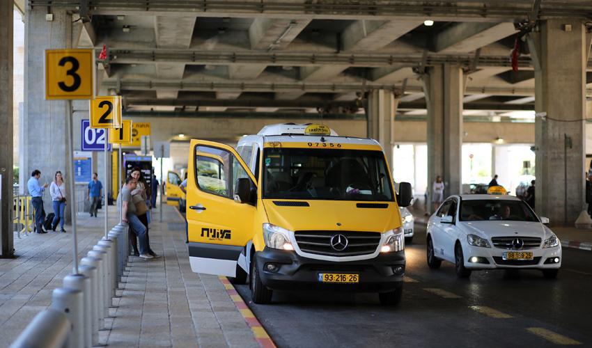 מונית שירות (צילום: עופר וקנין)