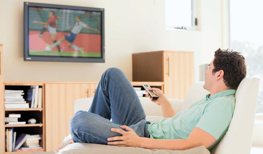האבהות משנה את ההנאה מכדורגל (צילום: א.ס.א.פ קריאייטיב/INGIMAGE)