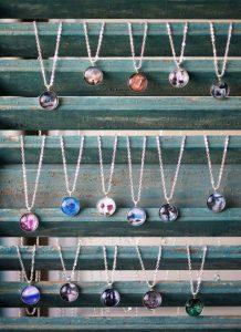 """תכשיטים שיוצגו ב""""ארט בלקוני הדר"""""""