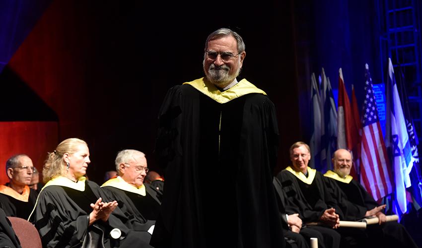 הרב לורד יונתן זקס (צילום: דוברות הטכניון)