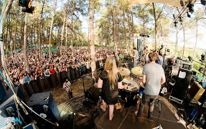 פסטיבל יערות מנשה (צילום: עודד נתן)