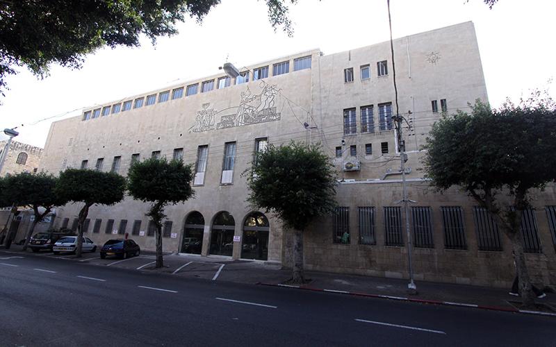 בית הכנסת הגדול בחיפה (צילום: קובי פאר)