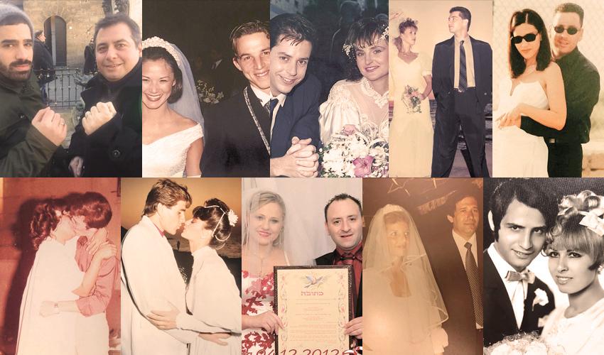 תמונות החתונה של הסלבס החיפאים. כך תשמרו על חיי הנישואים שלכם