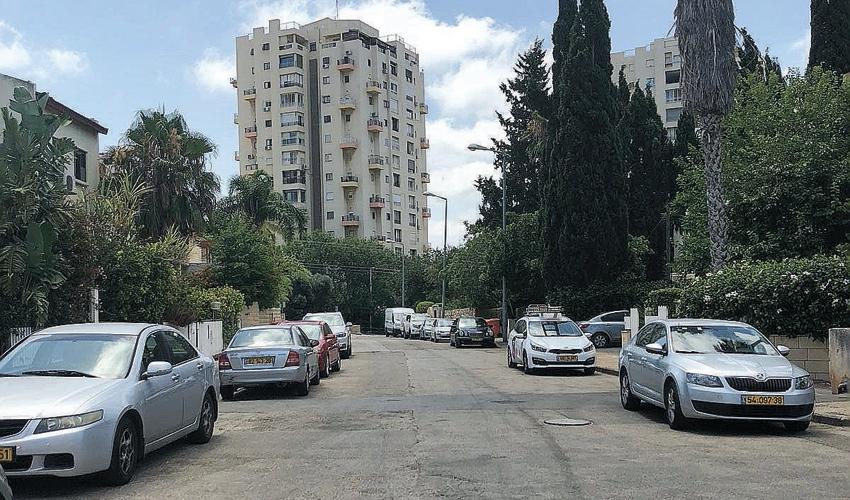 רחוב צבי בן יעקב