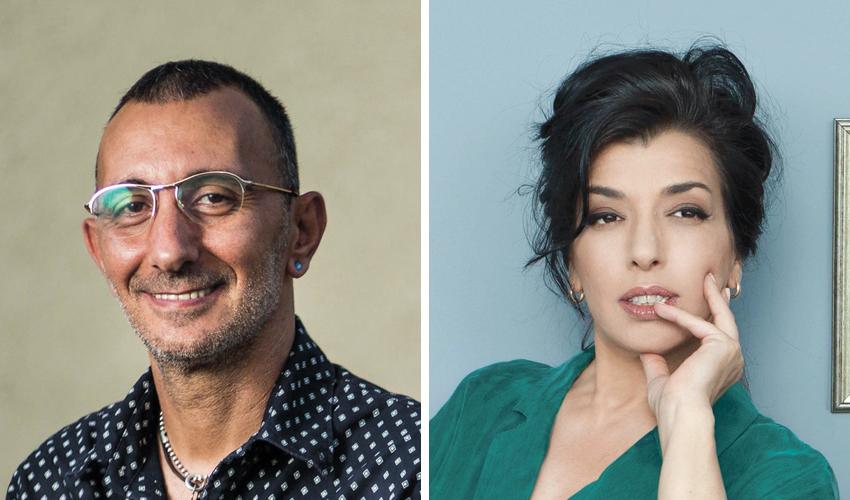 דקלה ושמעון בוסקילה. חדרים נפרדים (צילומים: עדי אורני, אריק סולטן)