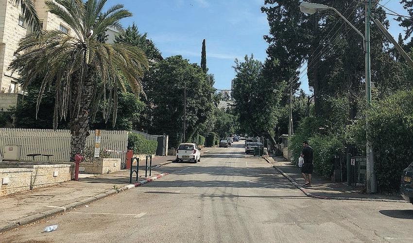רחוב גלבוע