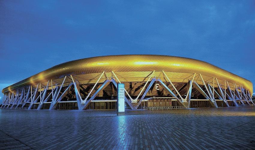 האיצטדיון העירוני (צילום: צבי רוגר)