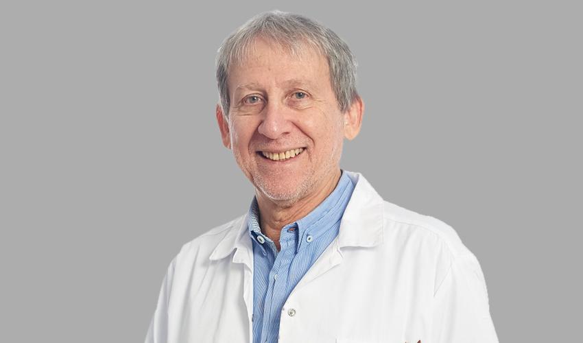 """ד""""ר עמוס לויאב (צילום: עומרי מירון)"""