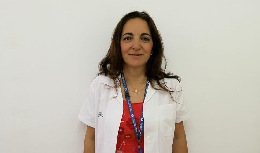 """ד""""ר דניאלה נחום (צילום: דוברות שירותי בריאות כללית)"""