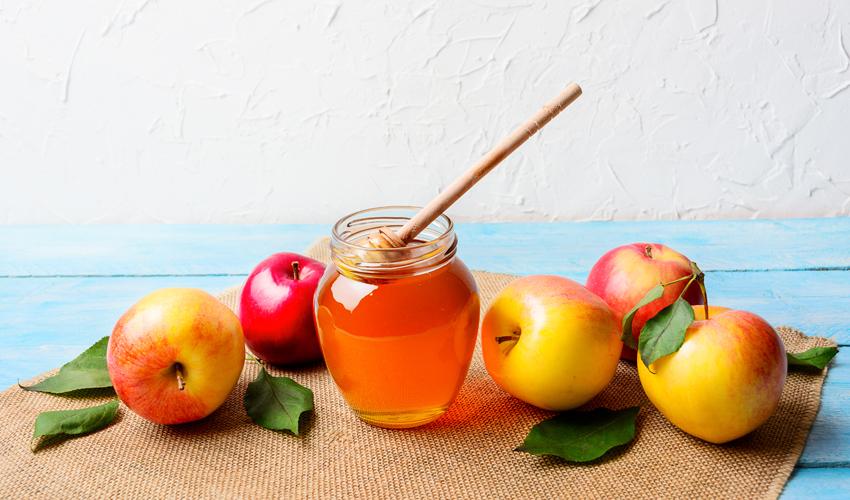 תפוח בדבש (צילום: א.ס.א.פ קריאייטיב/INGIMAGE)